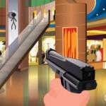Захватчики в торговом центре