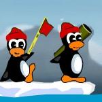 Онлайн стрелялка с пингвинами