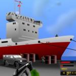 Перестрелка на пристани
