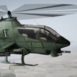 Вертолет против танков