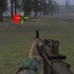 Виртуальный полигон для стрельбы