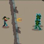 Против зомбо-роботов