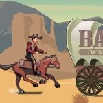 Охота на бандитов на диком западе
