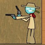 Стрельба с отскоками