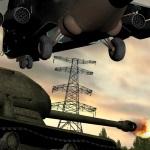 Штурм на танке