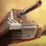 Тактический танковый бой