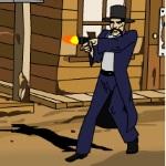 Стрелялки между шерифом и преступниками