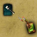 Танковая операция в пустыне