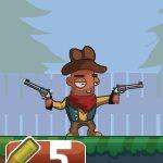 Игра: стрельба с рикошетами