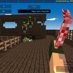 Pixel Warfare — мультиплеерная игра