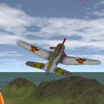 Самолетные стрелялки над островами