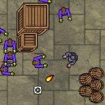 Зомби в подземелье
