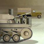 Стрелялка с танка