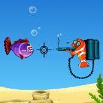Рыбные стрелялки под водой