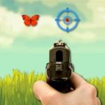 Стрелялка с бабочками