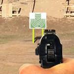 Стрельба из пистолета на полигоне