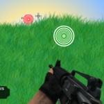 Стрелялка с цветными мишенями
