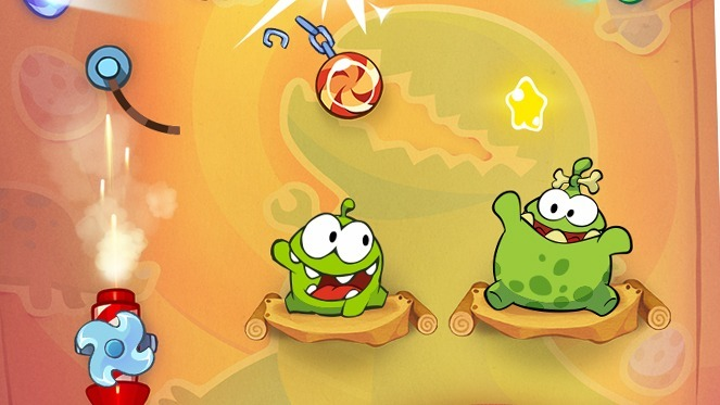 Image Cut The Rope 2