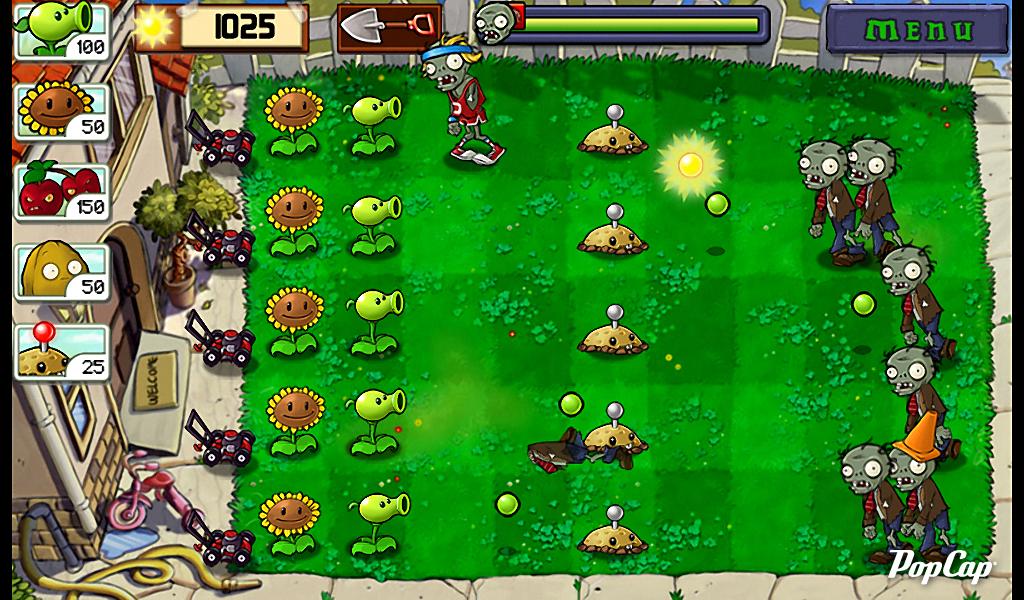 Image Зомби против растений