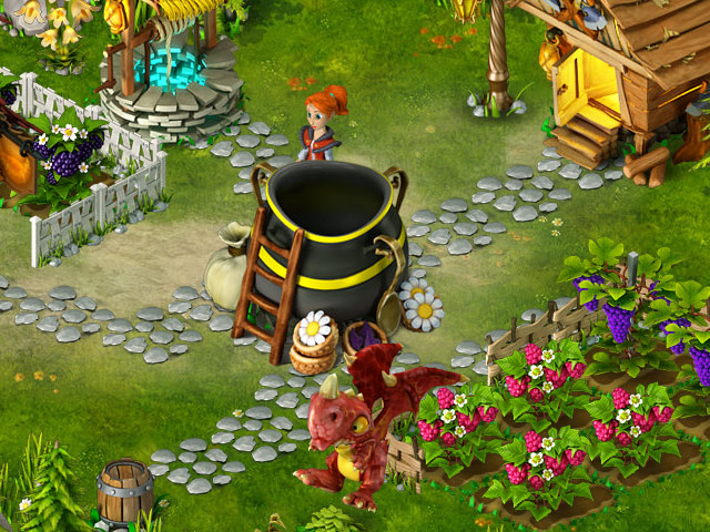 Image Гостевой дом Dreamfields - онлайн приключение