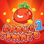 Игра Храбрый Помидор 2 (Brave Tomato 2)