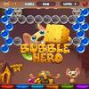 Bubble Hero 3D html5 игра шарики